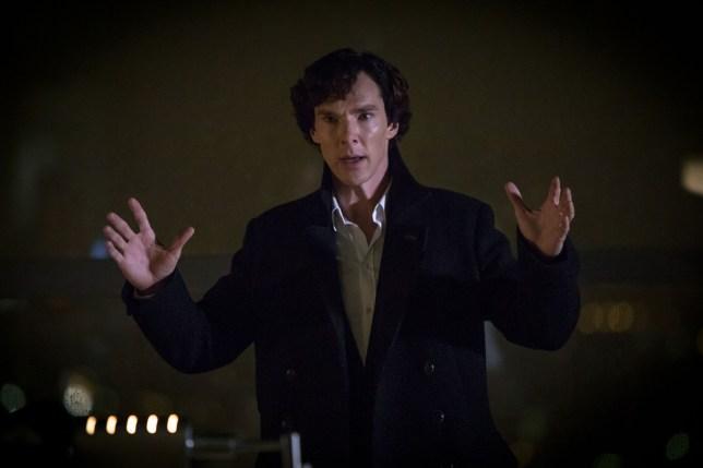 Sherlock: season 3 episode 3, His Last Vow