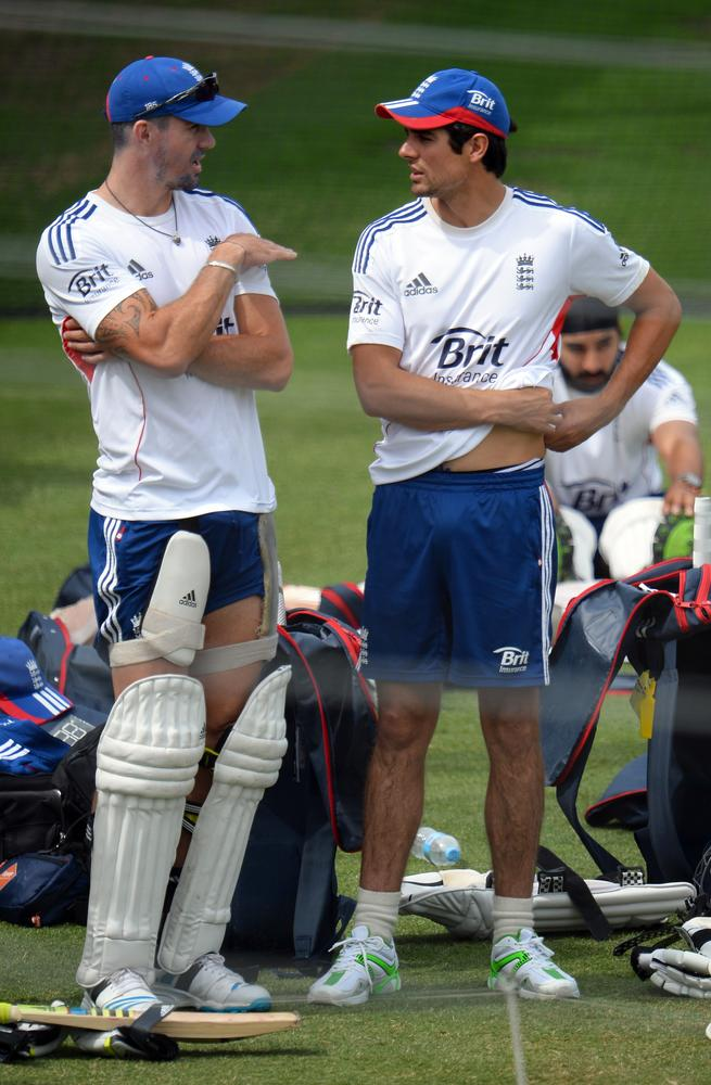 The Ashes 2013-14: Alastair Cook will have final say on Kevin Pietersen, not Andy Flower