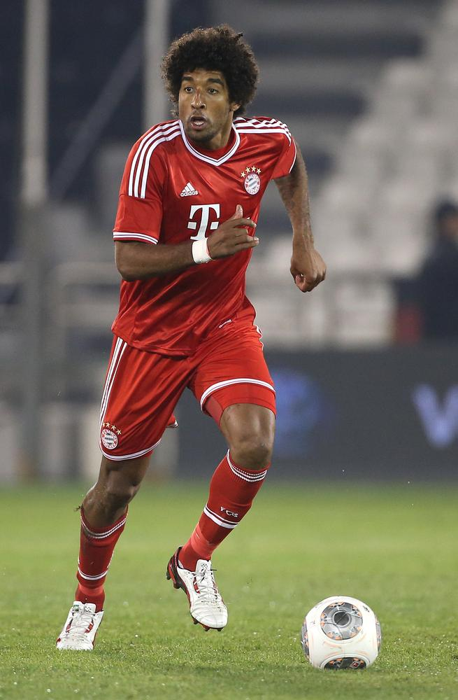 Five things you may not know about Manchester United target Dante
