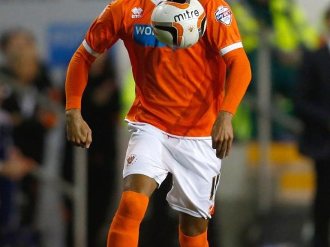 Swansea lead chase for Tom Ince as Blackpool sanction Premier League loan move