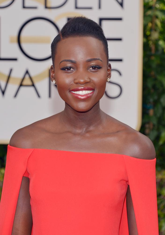Lupita Nyong'o was inspired to act by Whoopi Goldberg (Photo by John Shearer/Invision/AP) John Shearer/Invision/AP