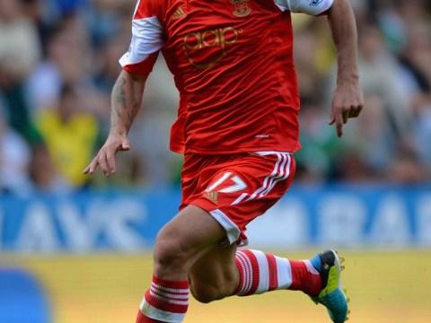 Southampton suspend Dani Osvaldo after 'bloody training-ground row'