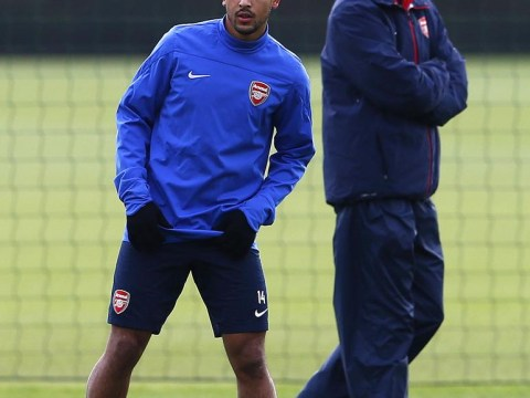 Arsenal striker search a priority after Theo Walcott injury, admits Arsene Wenger