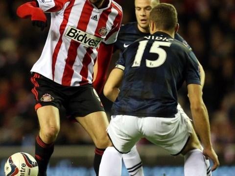 Steve Bruce rubbishes reports Hull have bid for Sunderland's Steven Fletcher
