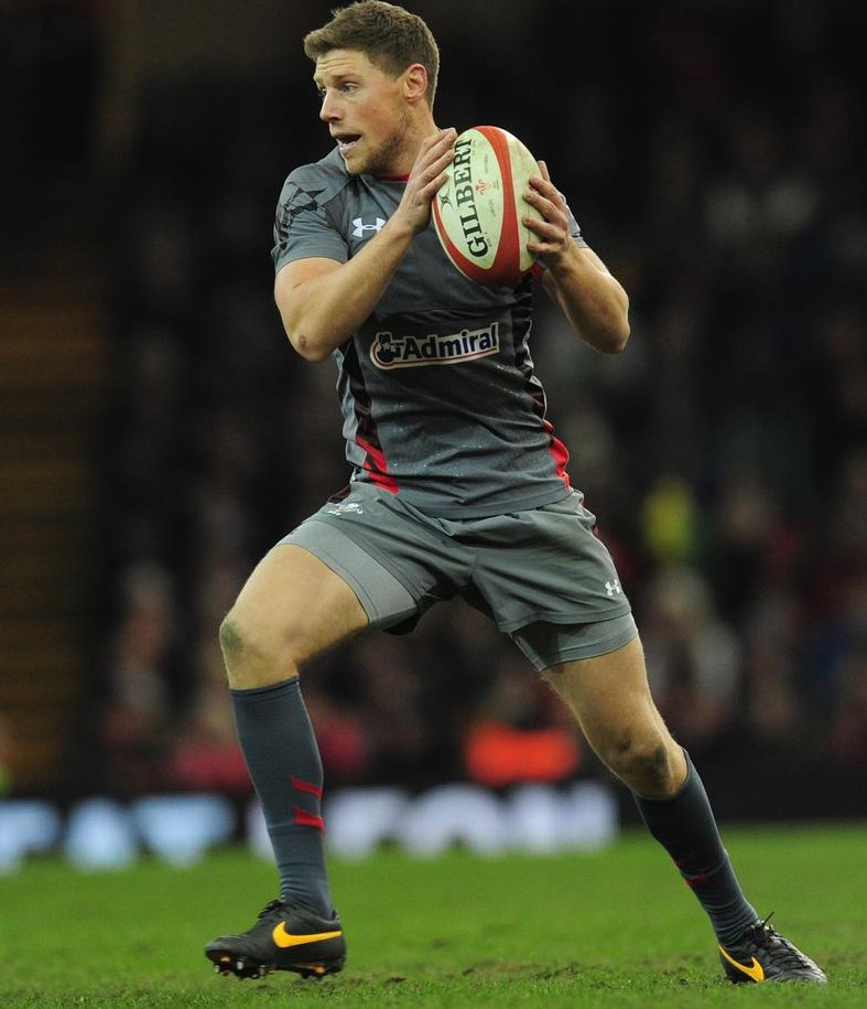 CARDIFF, WALES - NOVEMBER 22: Wales fly half Rhys Priestland in action during the International Match between Wales and Tonga at Millennium Stadium on November 22, 2013 in Cardiff, Wales. Stu Forster/Getty Images