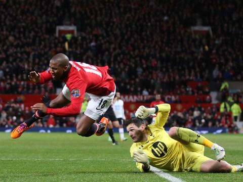 Gallery: Manchester United v Tottenham Hotspur January 1st 2014