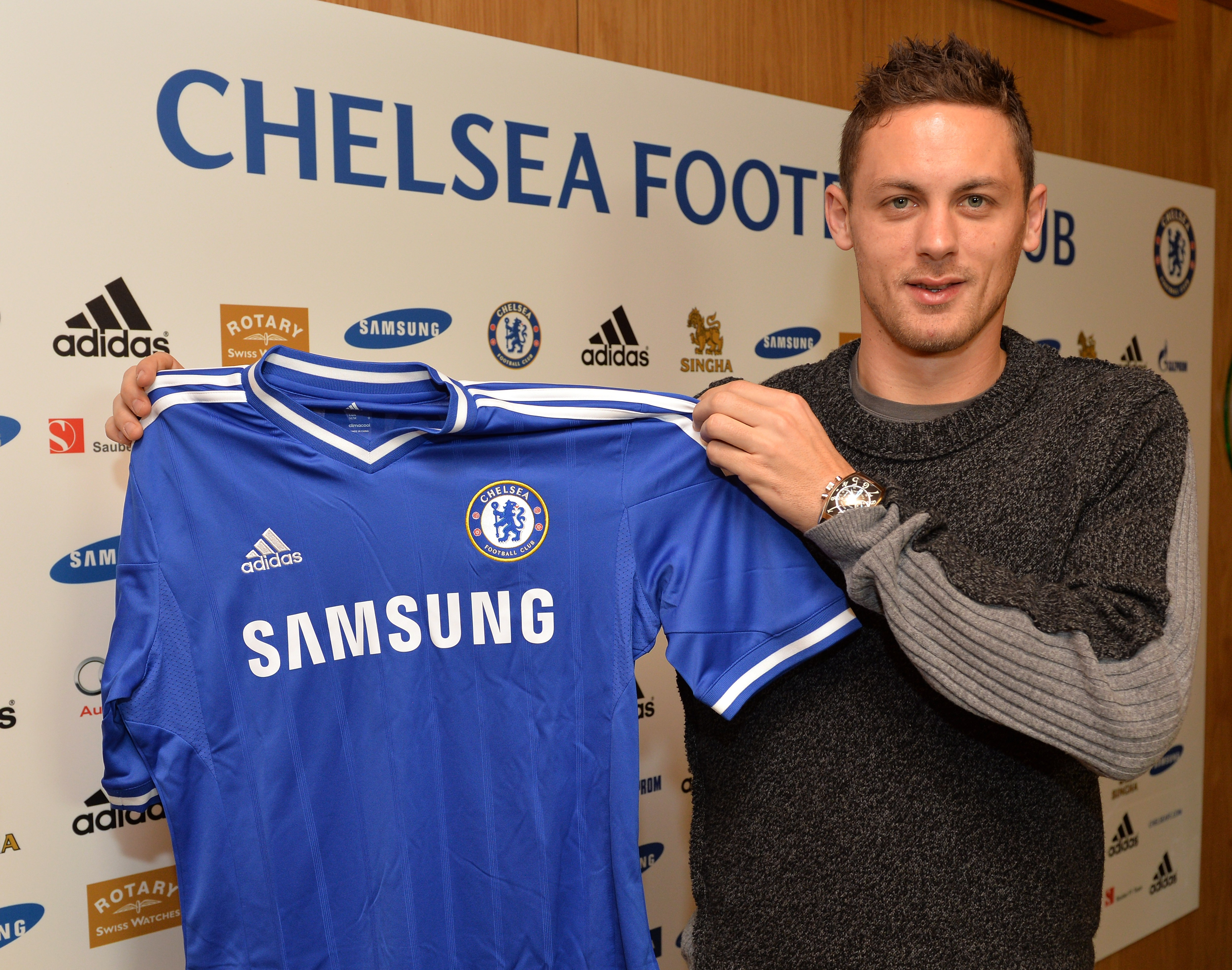 Where will new signing Nemanja Matic fit into Chelsea's midfield?