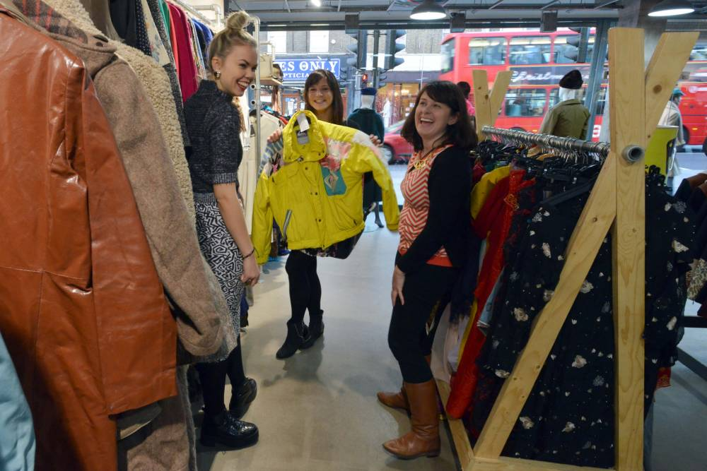 How to find decent clothes in charity shops: insider tips