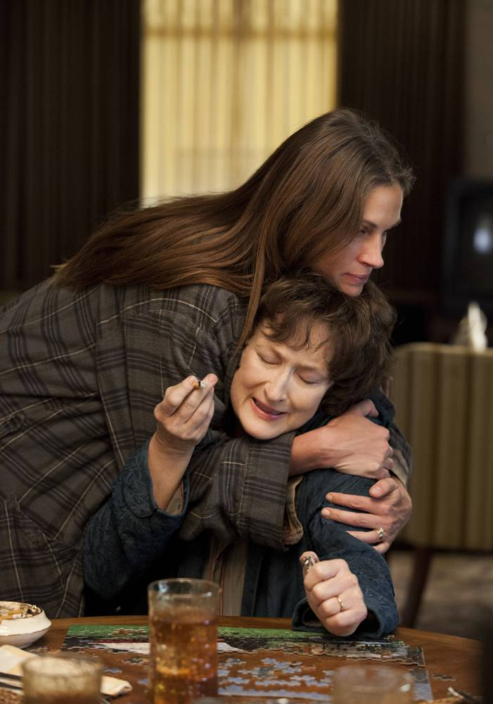 August: Osage County sees a sensational Meryl Streep dishing out toxic truths