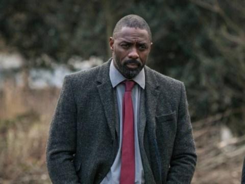 Luther film is underway, confirms Idris Elba