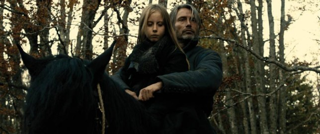 Age of Uprising, starring Mads Mikkelsen as Michael Kohlhaas and Mélusine Mayance as Lisbeth (Picture: supplied)