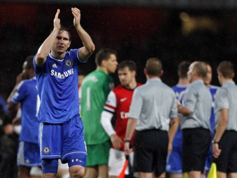 Frank Lampard and Branislav Ivanovic out for a month, Jose Mourinho confirms