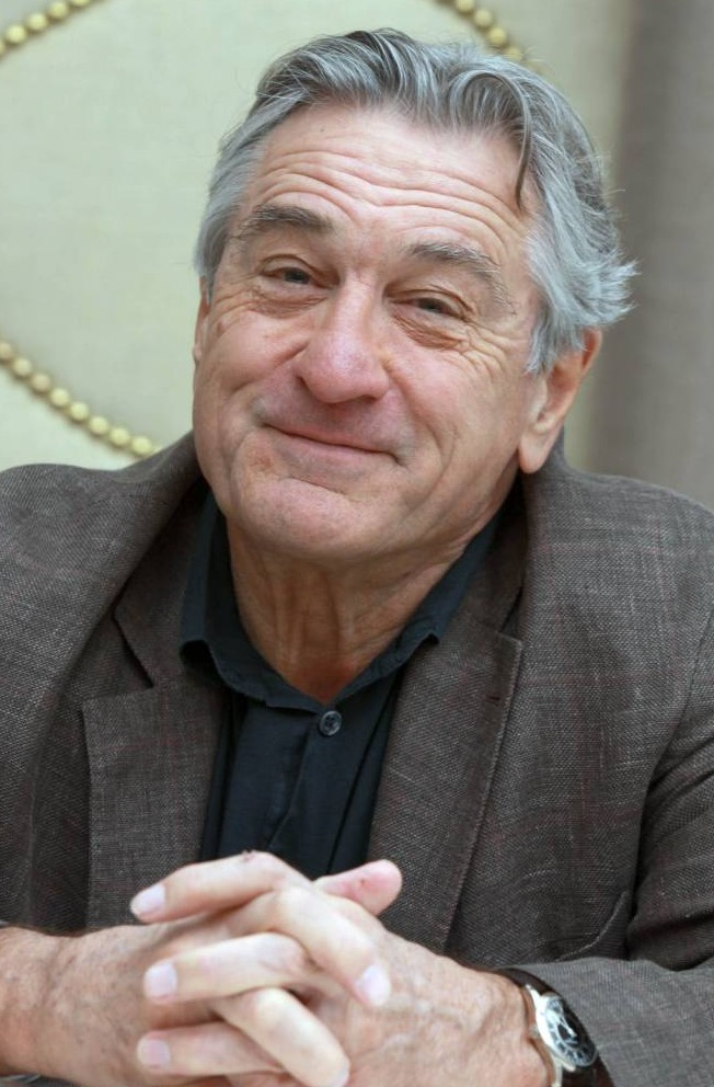 Last Vegas star Robert De Niro: I really don't mind growing old