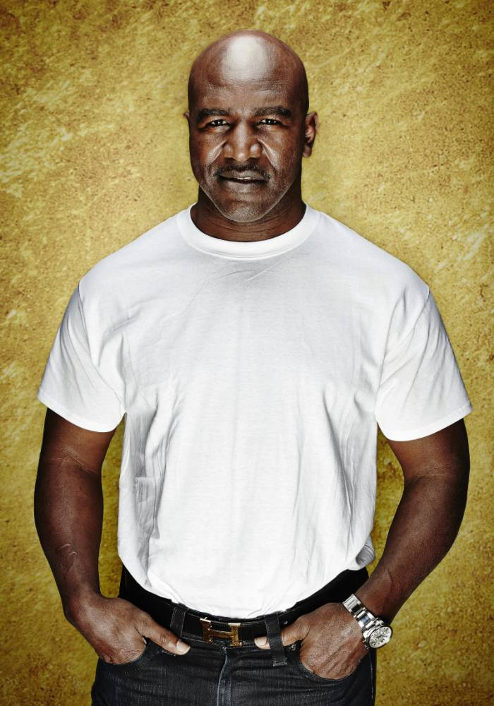 Celebrity Big Brother 2014: Who is Evander Holyfield?
