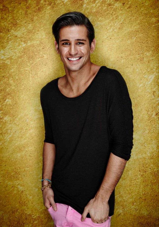 Celebrity Big Brother 2014: Ollie Locke from Made in Chelsea