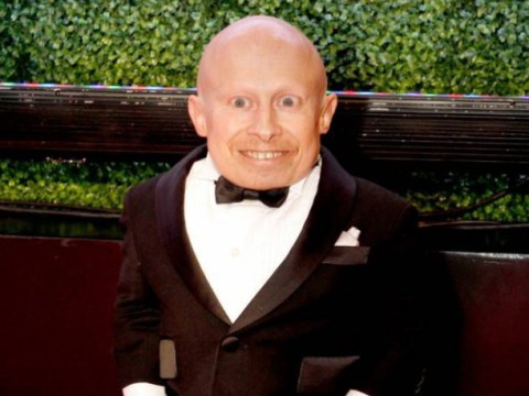 Verne Troyer: My parents didn't know I'd married a Playboy model