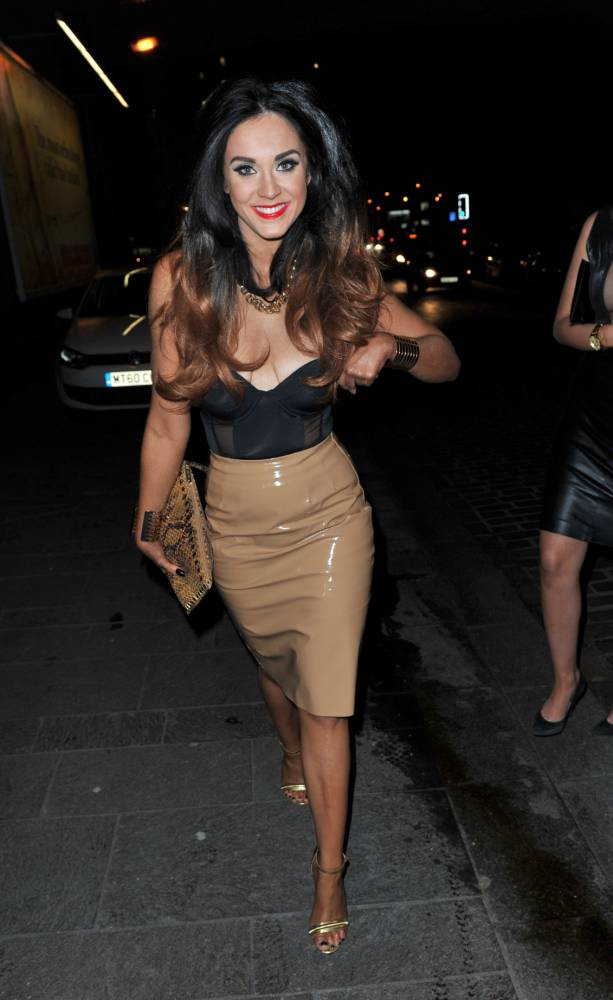 Geordie Shore's Vicky Pattison compares herself to Jennifer Aniston and Kate Moss