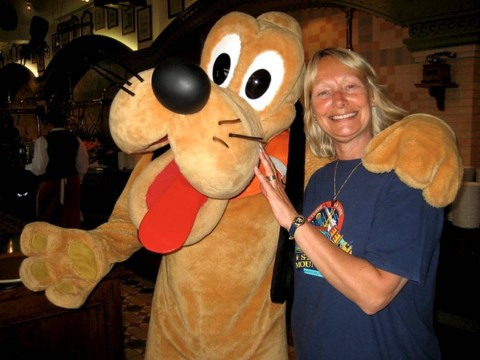 Disney fan Debbie is top TripAdvisor after posting 10,622 reviews in 2013
