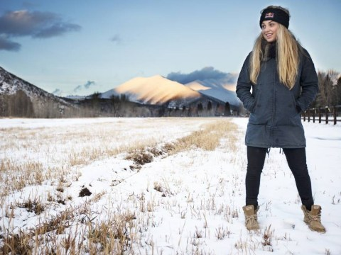 Jetlag, hot colds and temperatures of minus 27C; all in a day's snowboarding for Aimee Fuller