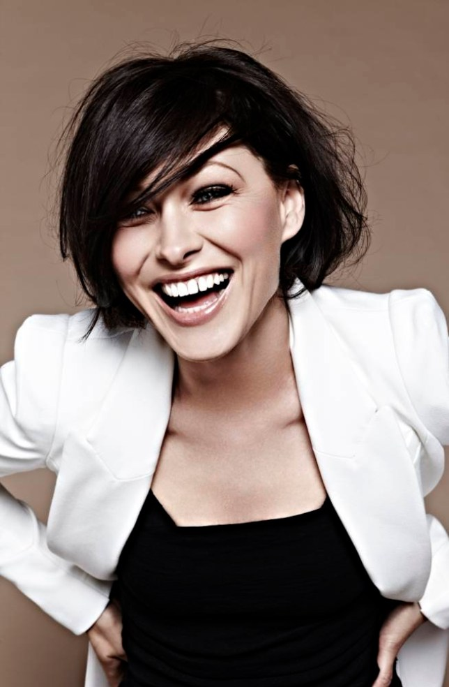 The Voice UK presenter Emma Willis has had a busy 12 months (Picture: Camera PressKate Martin)