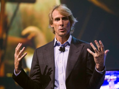 Michael Bay's CES autocue fail: Why are we so afraid of stage fright?