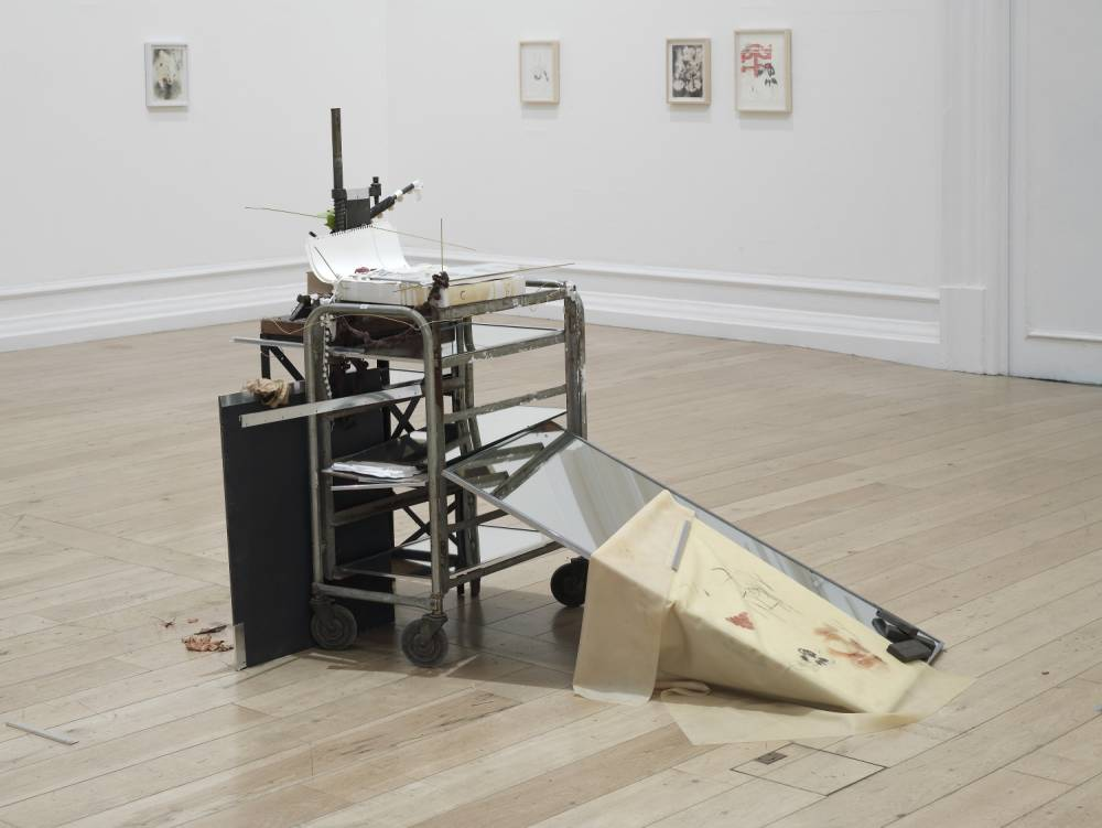 Art review: Uri Aran and Richard Fleischner at South London Gallery