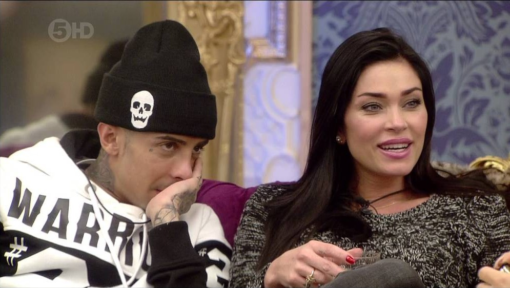 Celebrity Big Brother 2014: Jasmine Waltz needs to steer clear of Dappy, warns N-Dubz star's ex Kaye Vassell