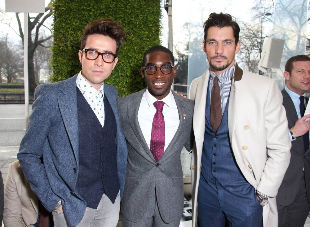 London Collections: Men – Our verdict on the front row's best-dressed guys