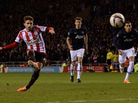 Gallery: Sunderland beat Manchester United in the Capital One Cup semi-final