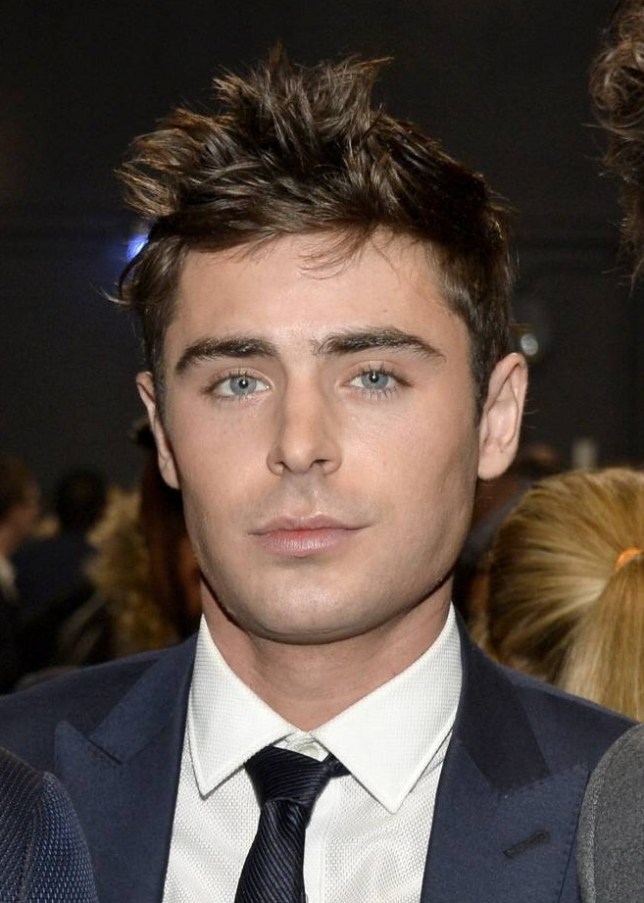 Zac Efron has discussed performing his own naked stunts in films (Picture: Getty)