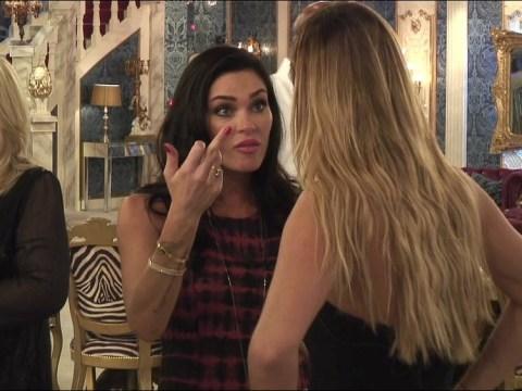 Celebrity Big Brother 2014: Jasmine, Luisa, Evander, Jim and Liz up for eviction