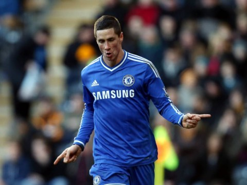 Fernando Torres marks 200th Premier League appearance with strike to seal Chelsea win
