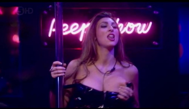ENTERPRISE NEWS AND PICTURES                   12/1/14 PIC SHOWS: Luisa Zissman pole dancing in bondage gear and fondling her nipple during an x-rated show for half of the housemates and adult viewers tonight on Celebrity Big Brother on Channel 5 HD. See story...
