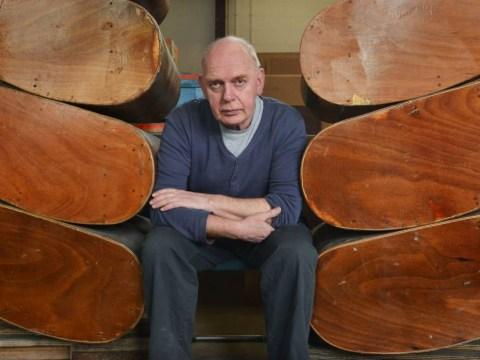 Sculptor Richard Deacon: Why I'm still a materials guy