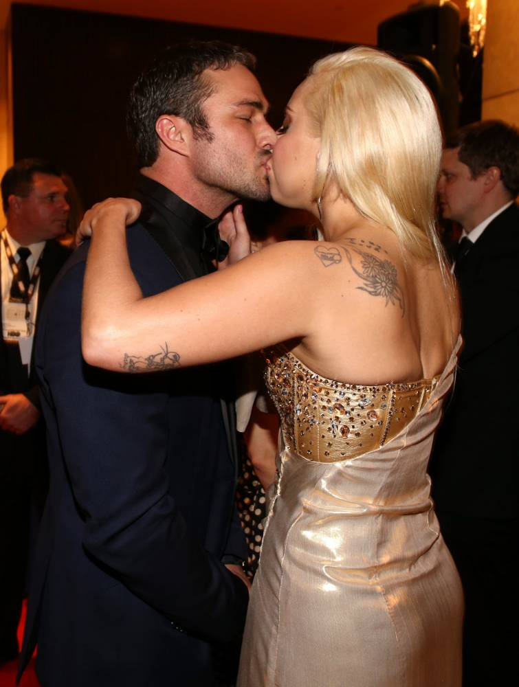 Lady Gaga's boyfriend Taylor Kinney opens up about his relationship with Mother Monster: 'I'm reserved. She's not.'