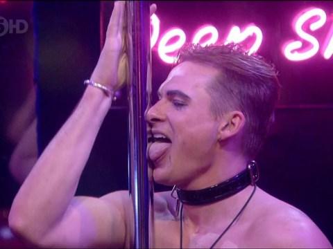 Celebrity Big Brother Ofcom investigation hangs in the balance after complaints flood in over bondage antics