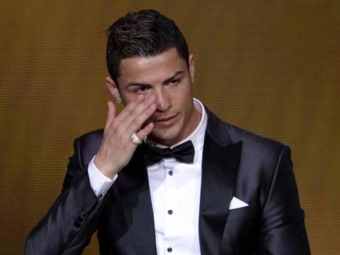 Cristiano Ronaldo picks up Ballon d'Or crown ahead of Lionel Messi