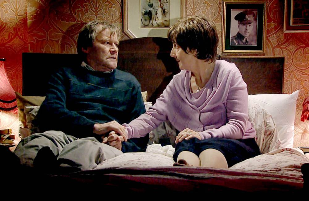 Coronation Street says goodbye to Hayley Cropper and ends one of the show's most controversial storylines
