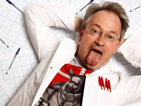 Comedian Robin Ince: 'I hope I've caused an evolution'