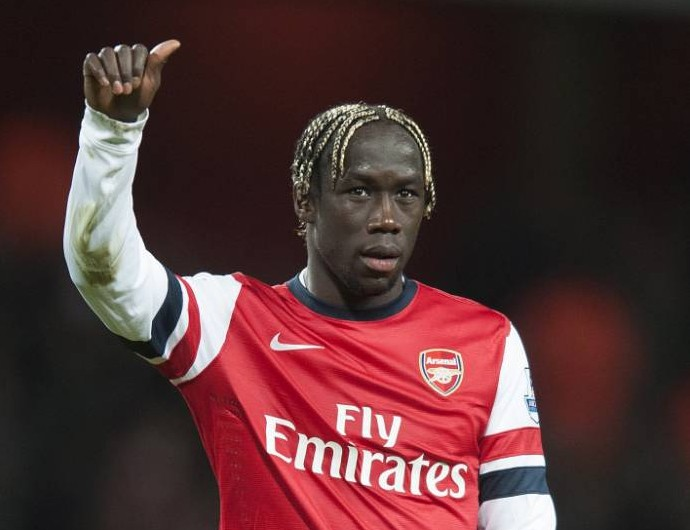 Arsenal's Bacary Sagna linked with Manchester City transfer