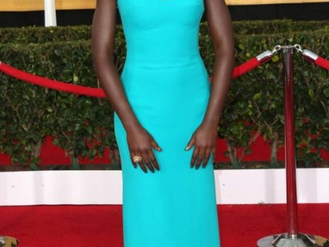 Jennifer Lawrence and Lupita Nyong'o among best dressed at 20th Screen Actors Guild awards