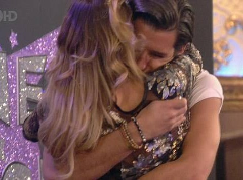 Celebrity Big Brother's Ollie Locke proposes to Sam Faiers: 'I want to spend the rest of my life with you'