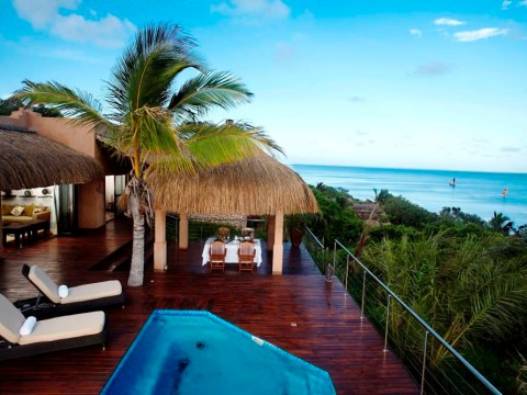 Enjoy an African taste of paradise in a Mozambique spa