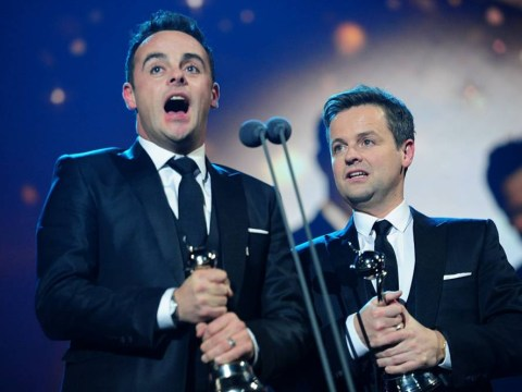 National Television Award winners Ant and Dec: We still get told off by our mums