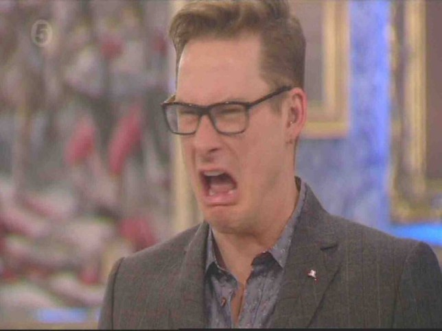 Lee Ryan - Celebrity Big Brother 2014