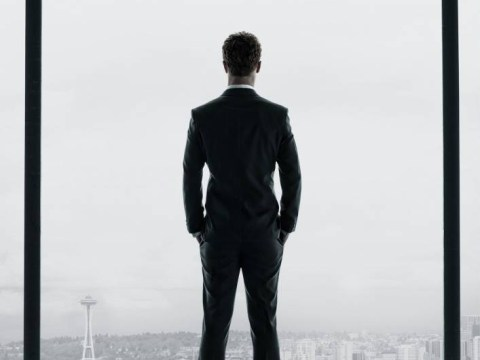 Mr Grey will see you now: Fifty Shades of Grey movie gets a surprisingly tame first poster
