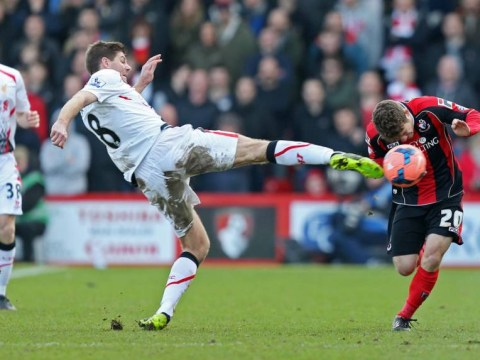 Gallery: Bournemouth defeated by Liverpool 2-0 in the FA Cup