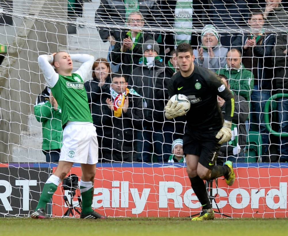 Celtic boss Neil Lennon hails Fraser Forster's brilliance as winning run goes on