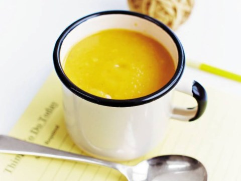 How to cook spicy root vegetable soup