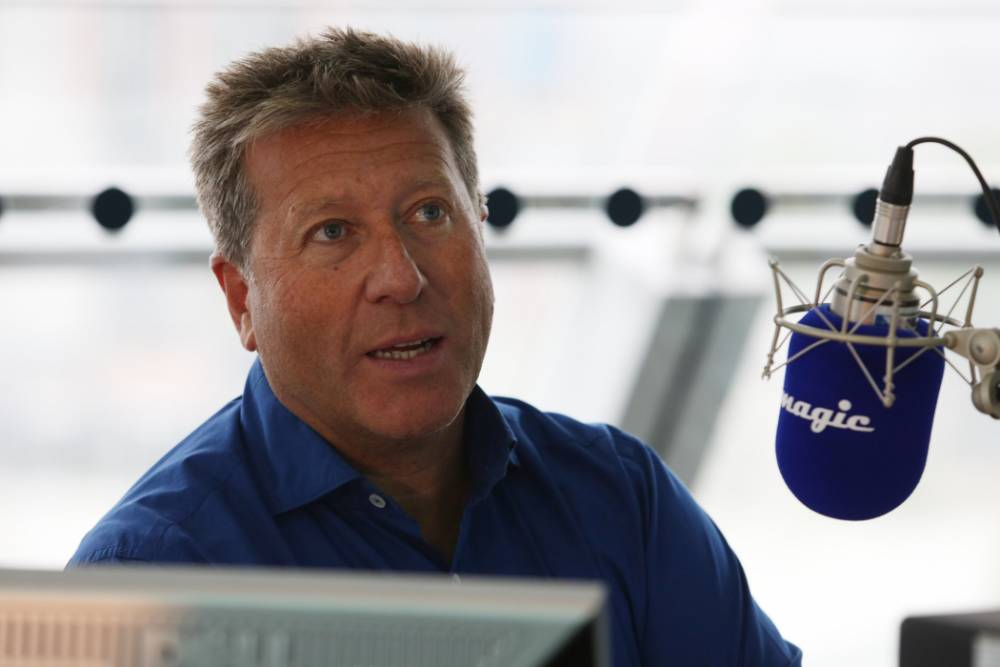 Magic DJ Neil Fox: Prostate diagnosis came too late for my dad
